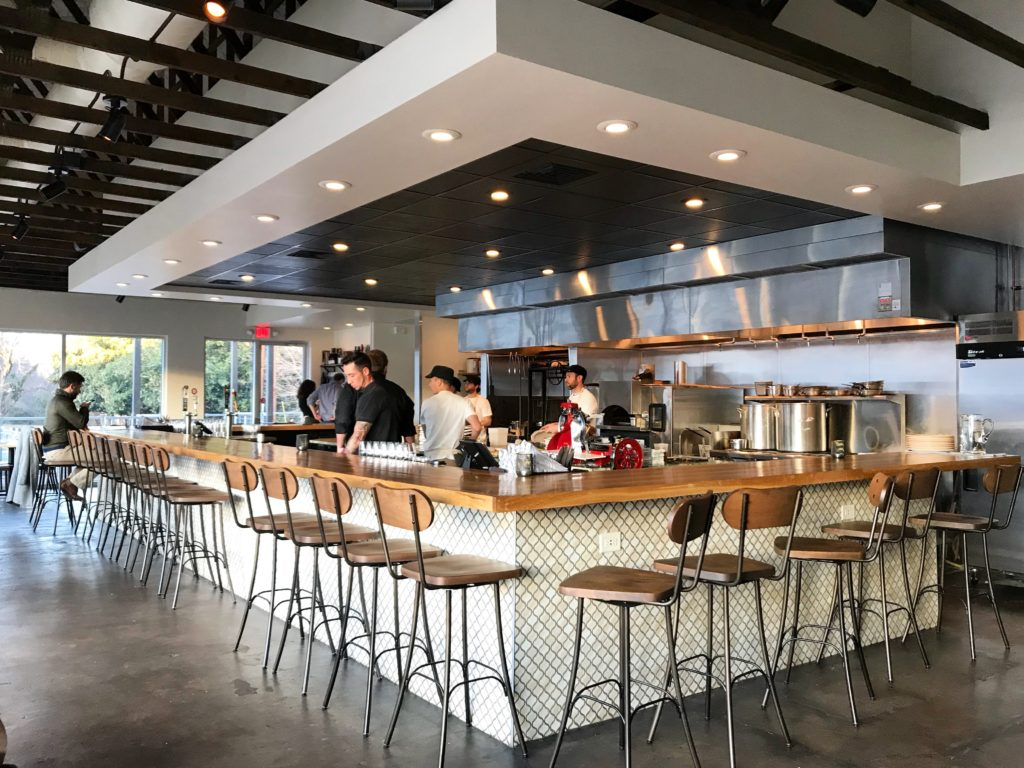 7 takeaways from dining at Flour Shop — the hot new 66-seat restaurant by Trey Wilson