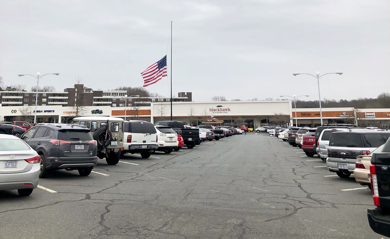 Will the parking situation at Park Road Shopping Center turn into a Metropolitan-style nightmare? Ugh, I hope not