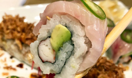Now open: 5 details to know about Sushi Guru's new two-story...