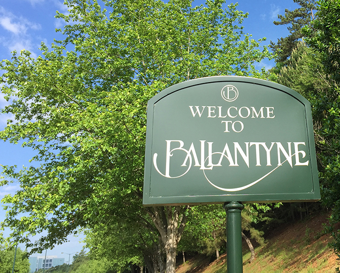 welcome-to-ballantyne-sign-charlotte