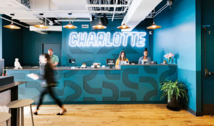 Charlotte is officially a coworking city – here's how WeWork has taken...