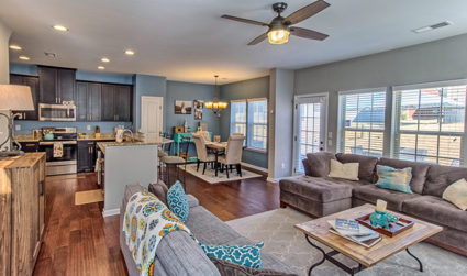 Move-in ready and only minutes away from Uptown