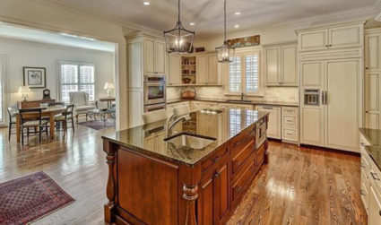 Home of the day: Custom built home in hot Plaza Midwood / 4bd,4.5ba / $1,295,000