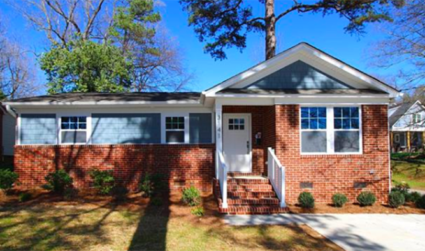Home of the day: Fully renovated modern craftsman in Commonwealth Park / 2bd,2ba / $379,000