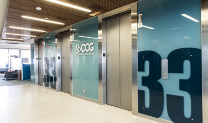 Take a look at CCG's Uptown digs – inside a new...