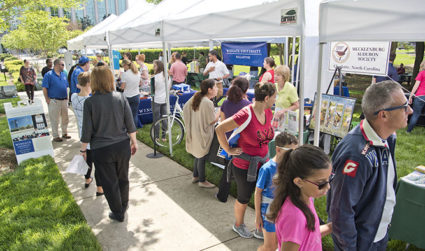 Ballantyne Earth Day Event