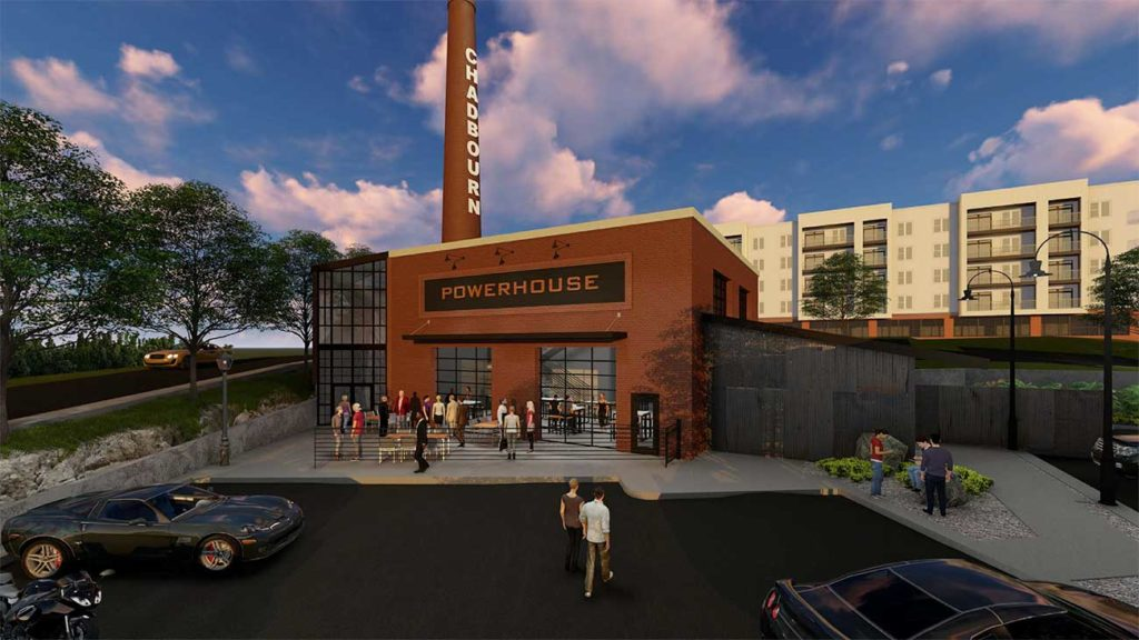 Optimist Park mill to be renovated into offices and a restaurant