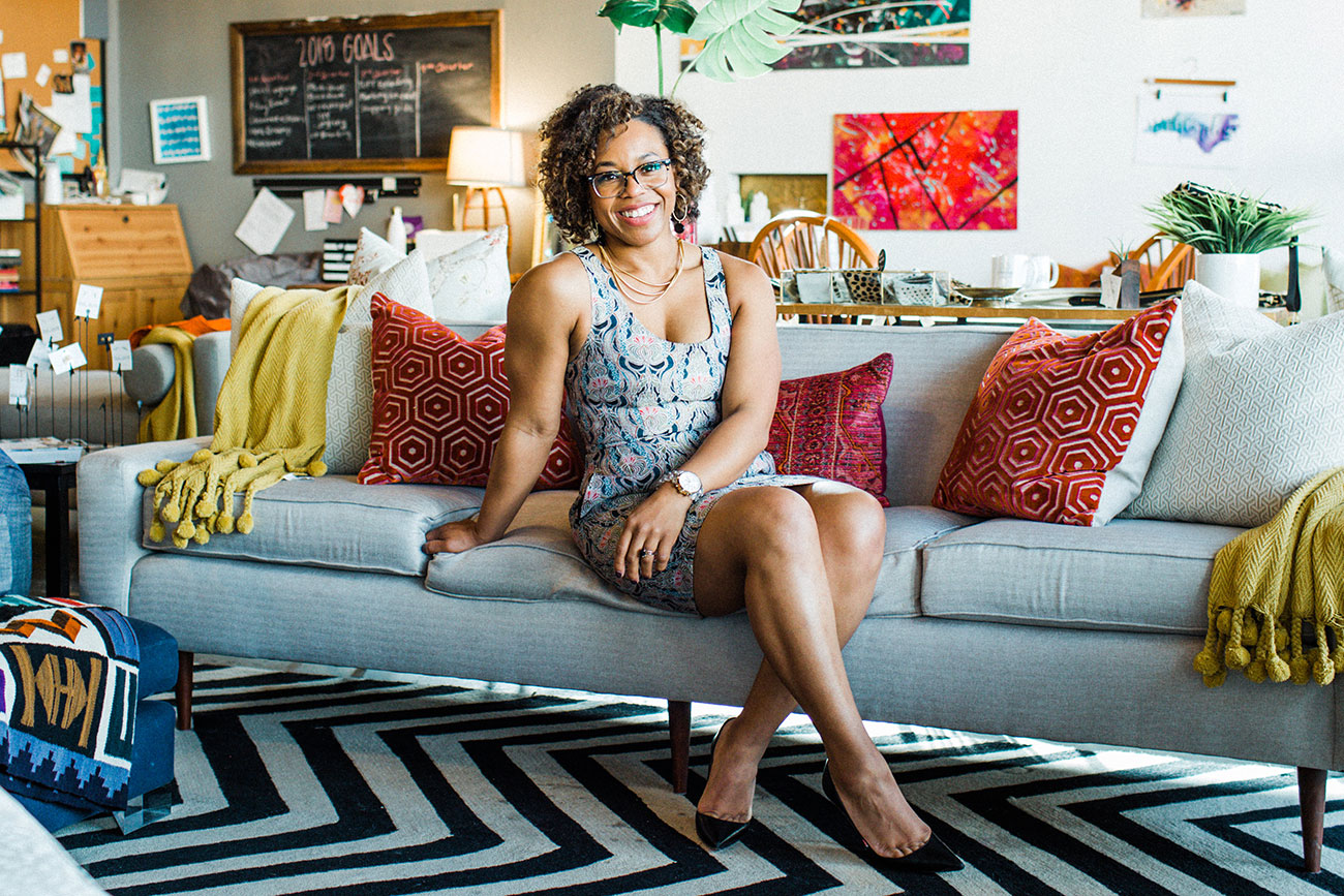 Small Businessperson of the Year finalist: 5 questions with Danielle McKim, owner of TUFT
