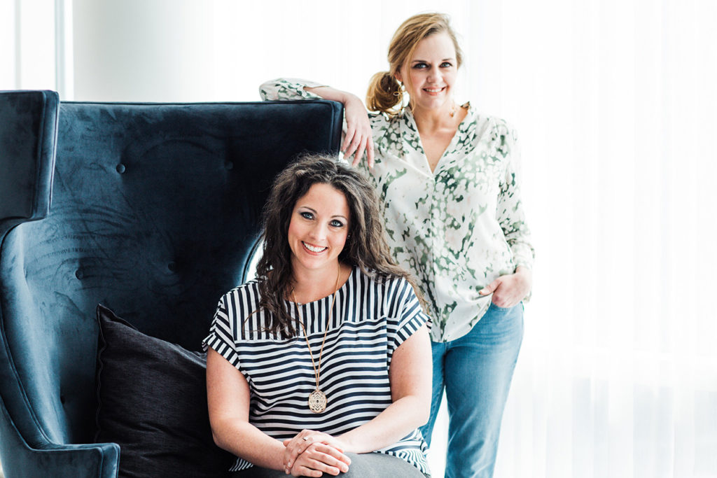 Small Businessperson of the Year finalist: 5 questions with Rosarae Drury and Emilie Claeys Moseley, co-owners of Vignette Interior Design
