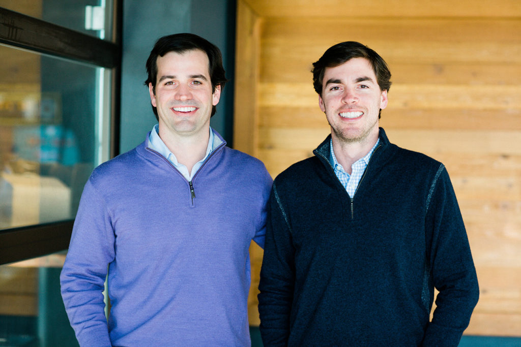Small Businessperson of the Year finalist: 5 questions with Erik Johnson and Jay Levell, partners at White Point Partners