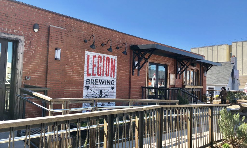 4 questions raised by Legion Brewing's expansion to SouthPark