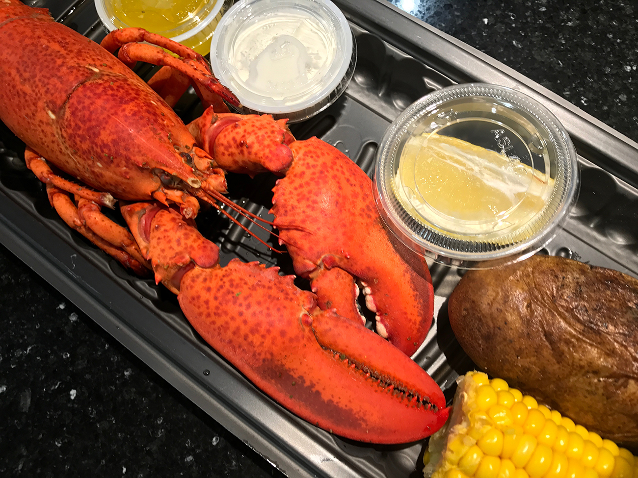 How to get a lobster dinner in South End for less than the cost of one Charlotte cocktail