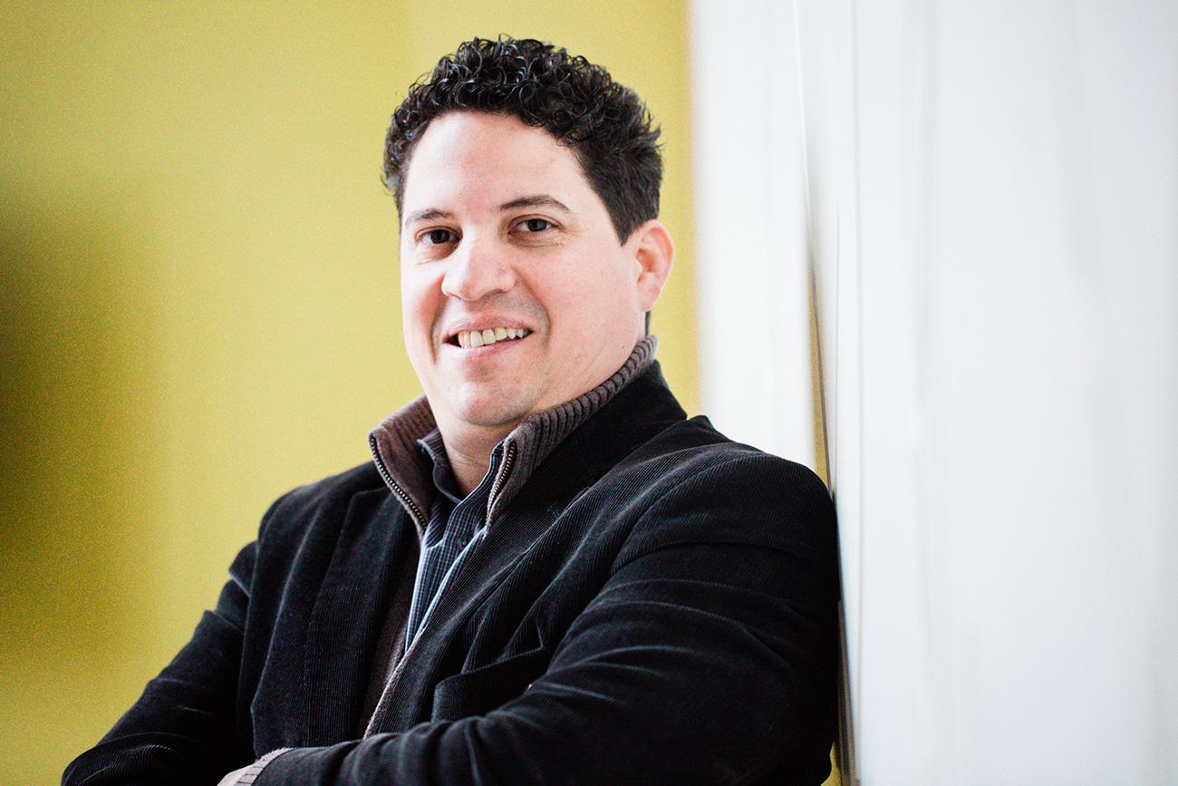 Small Businessperson of the Year finalist: 5 questions with Julio Colmenares, CEO of CGR Creative
