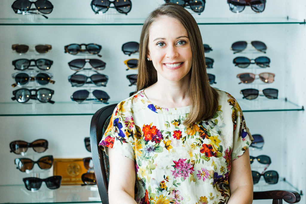 Small Businessperson of the Year finalist: 5 questions with Michelle Mumford, owner of Innovative Eye Care
