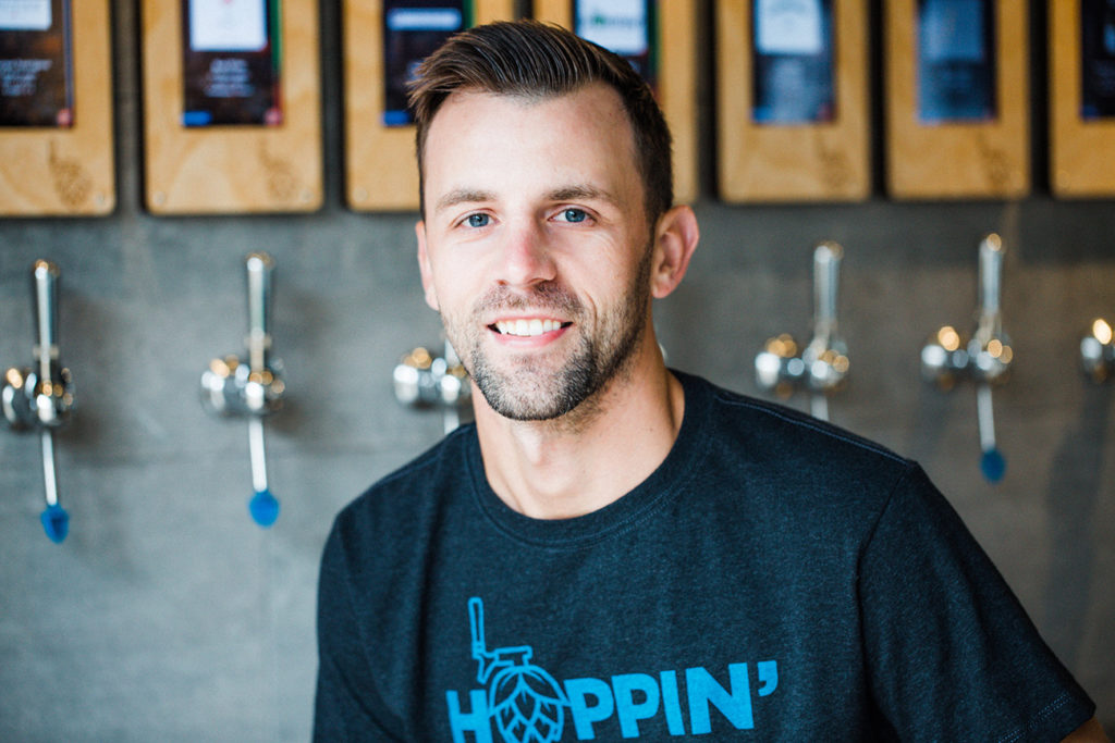 Small Businessperson of the Year finalist: 5 questions with Rich Moyer, co-owner of Hoppin'