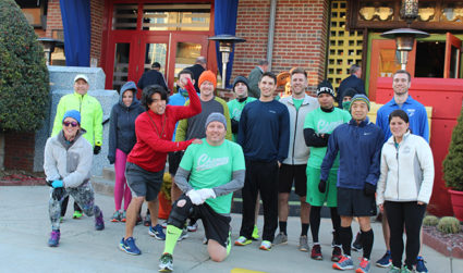 Kick off the SportsLink Run Club 2018 on March 21 at All American Pub and afterwards, enjoy free bites and beers