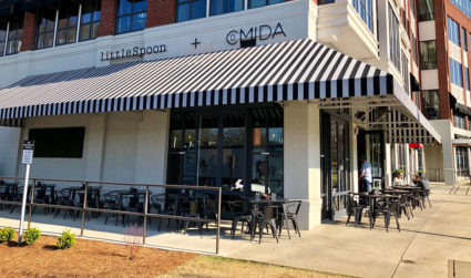 Comida now open in Myers Park — View menu, which no longer includes tacos