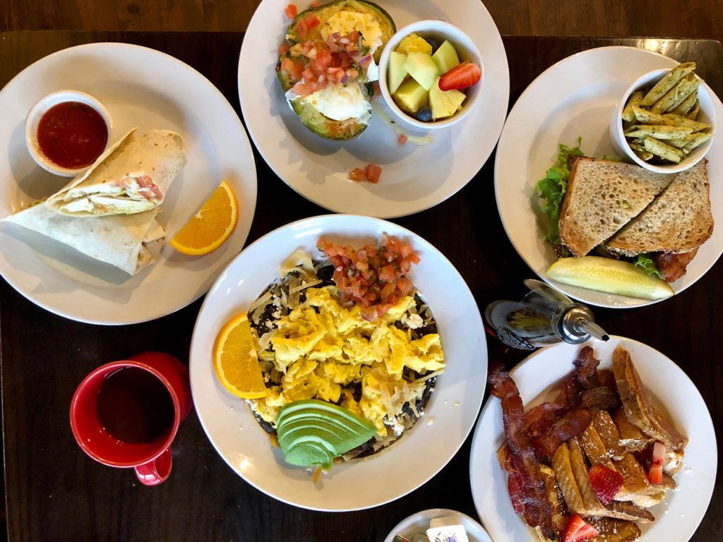 Famous Toastery Uptown opening March 24. View 5 popular menu items, including their Stuffed French Toast