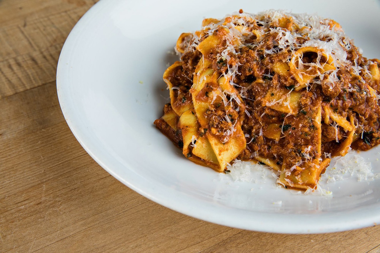 Most popular dishes at Indaco, a highly rated Charleston-based Italian restaurant coming to South End