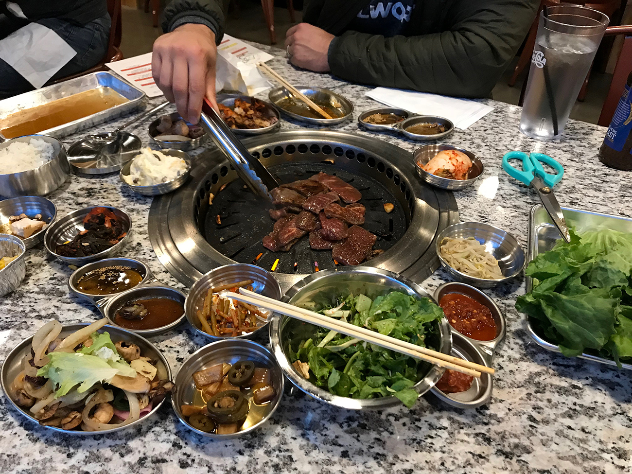 South End S New All You Can Eat Korean Bbq Restaurant Opens This