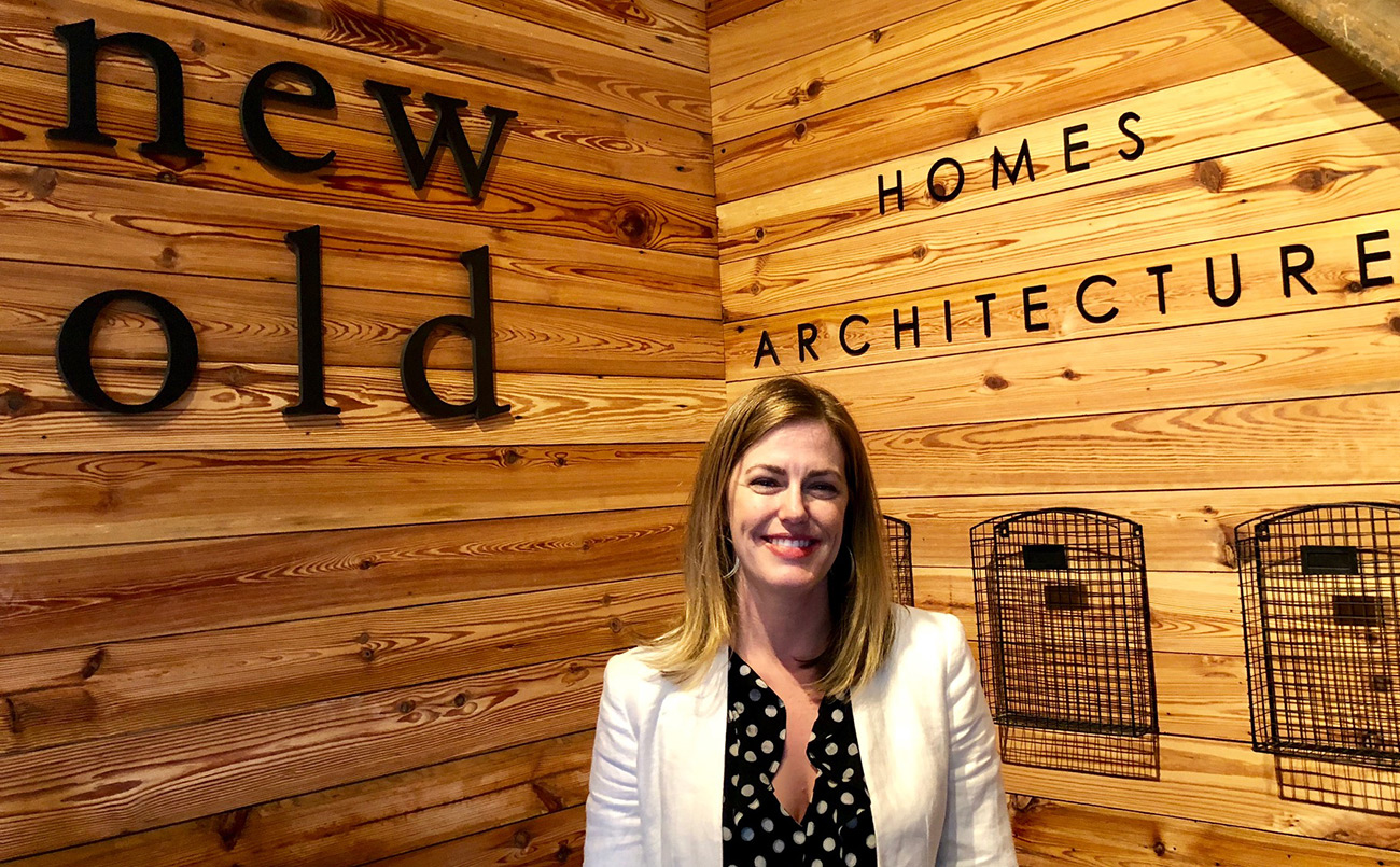 How I Work: 21 questions with Mary Ludemann, custom home builder and owner of New Old