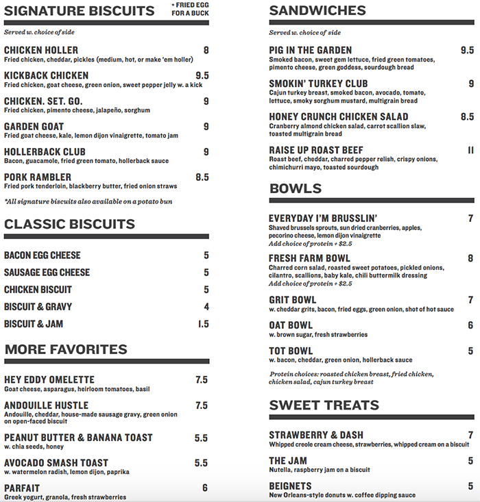menu-at-holler-and-dash-in-south-end