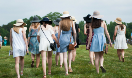 Win a tailgating package ($250 value) to Queen's Cup Steeplechase on...