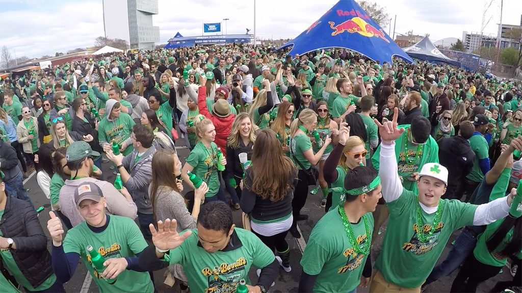 The 8 kinds of people you'll meet at Charlotte's St. Patrick's Day Bar Crawl