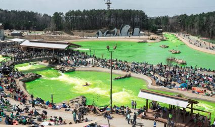 "Whitewater Center expects over 12,000 visitors for ""Green River Revival"" on Saturday"