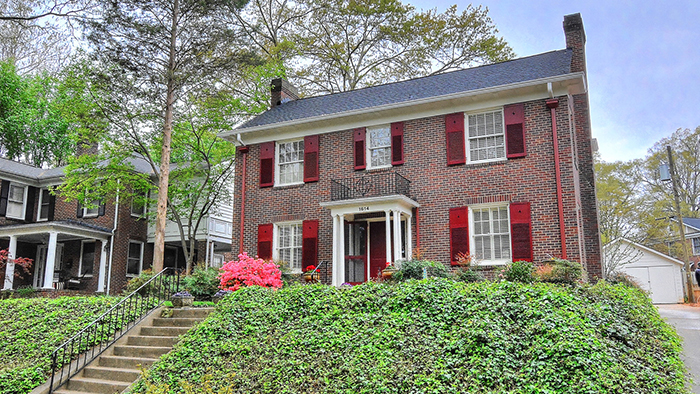 Classic design with high-end touches in Dilworth