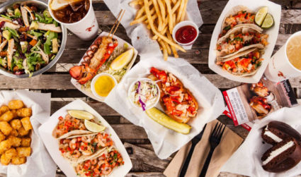 A popular lobster food truck featured on Shark Tank debuts in...