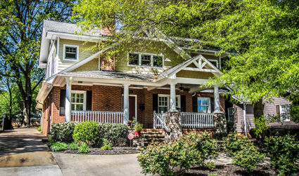 Charming home in the heart of Dilworth
