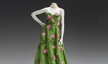 Opening of 'The Glamour & Romance of Oscar de la Renta'