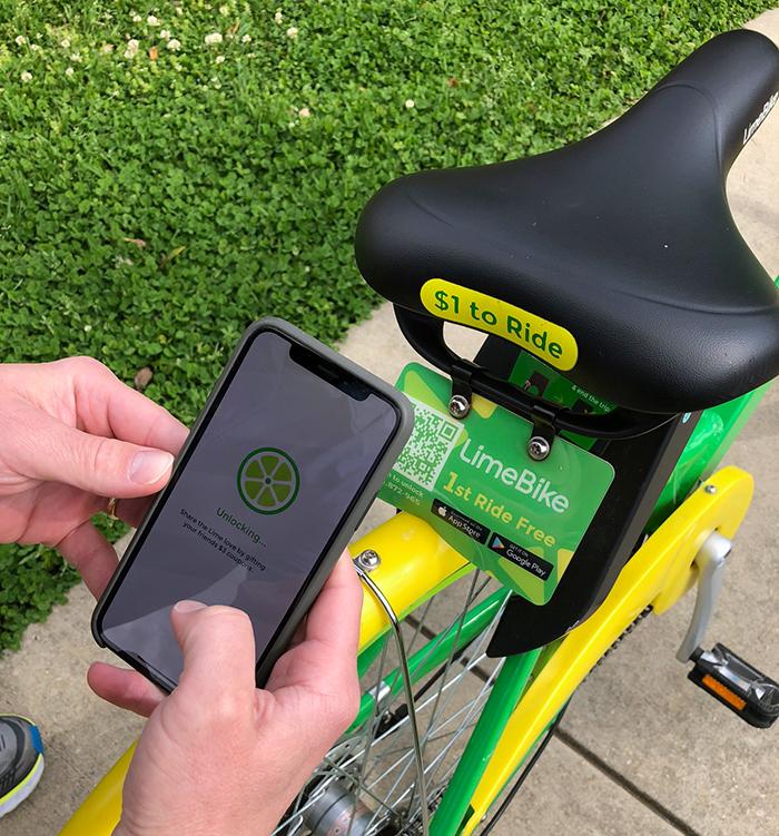 app-for-dockless-bike-charlotte-nc