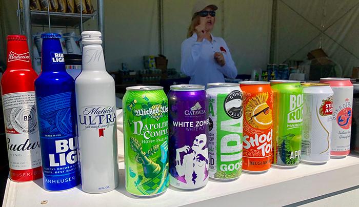 beer-selection-wells-fargo-golf-championship-charlotte