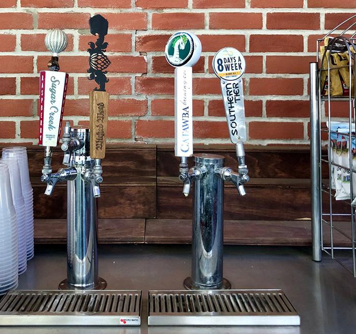 beers-on-draft-all-american-pub-charlotte-wells-fargo-golf