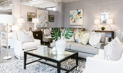 Get tips on how to make your home goals come true at Mumu & Macaroons Design Event and Live Cooking Demo hosted by the new Queen City Home Store on May 24, RSVP