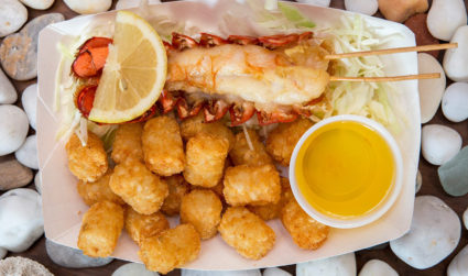 """With long lines and massive buzz, Cousins Maine Lobster """"totally blown..."""