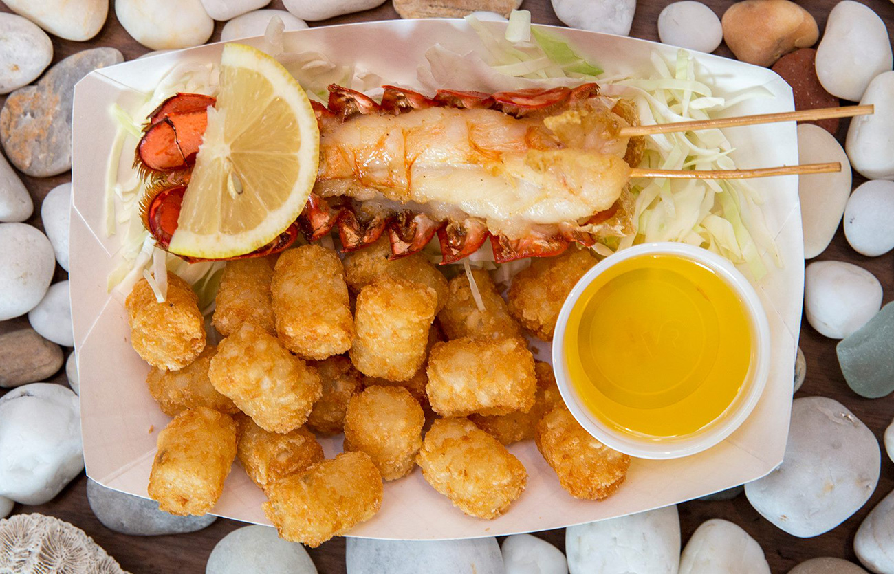 """With long lines and massive buzz, Cousins Maine Lobster """"totally blown away"""" by early demand"""
