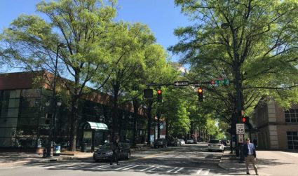 BofA's Cathy Bessant demonstrating new style of civic leadership on North Tryon