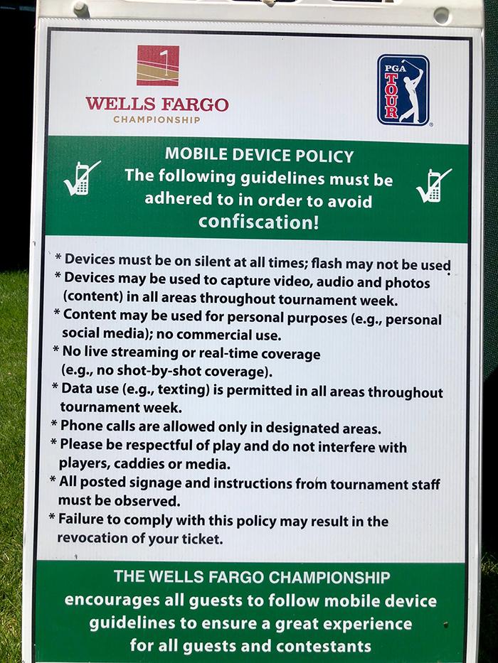 phone-rules-wells-fargo-golf-championship
