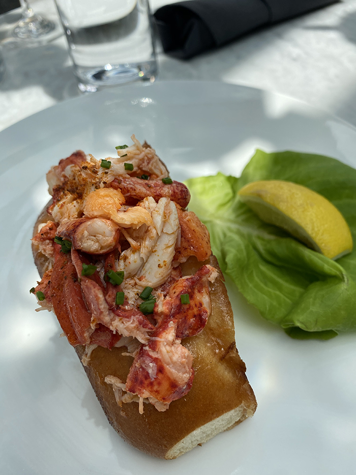 rh charlotte lobster roll