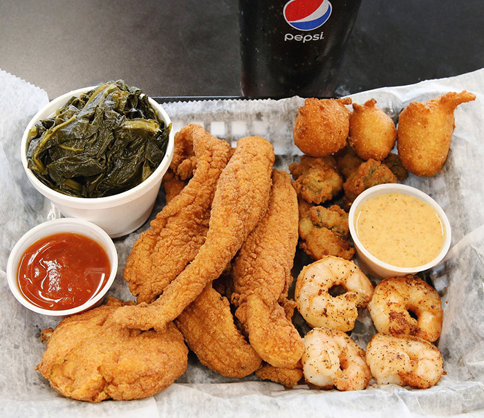 Fried fish chain positioning itself as the chick fil a of for Ted s fish fry