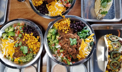 Arkansas-based fast-casual taco restaurant opens first of five planned Charlotte area...