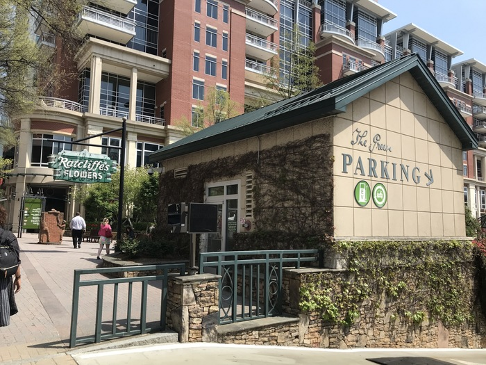 The Green has become Uptown's smoking den - Charlotte Agenda