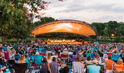 Hear Broadway's best and most-loved show tunes at Charlotte Symphony Summer Pops concert on June 24 at Symphony Park, tickets $11.50
