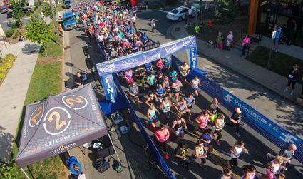 South End Shuffle 5K & Mile Run