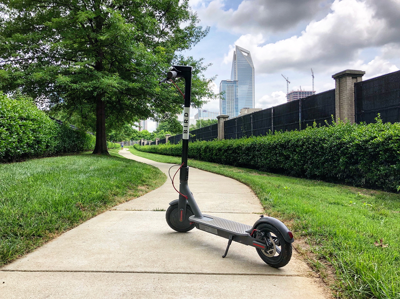 Scooters are off to a blazing start in Charlotte. 20,000+ people took total of 66,220 trips in first month