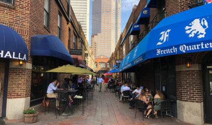 18 places to eat and drink in Uptown's historic Latta Arcade...