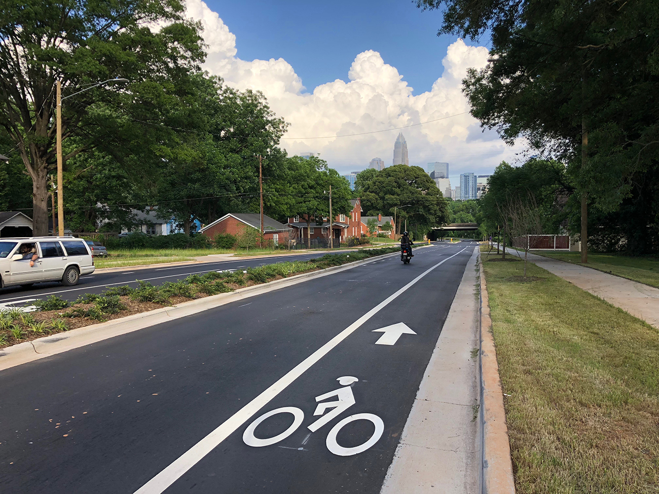 Riding a bike around Charlotte sucks. Is it too late to fix it?